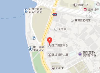 厦门注册香港公司地图