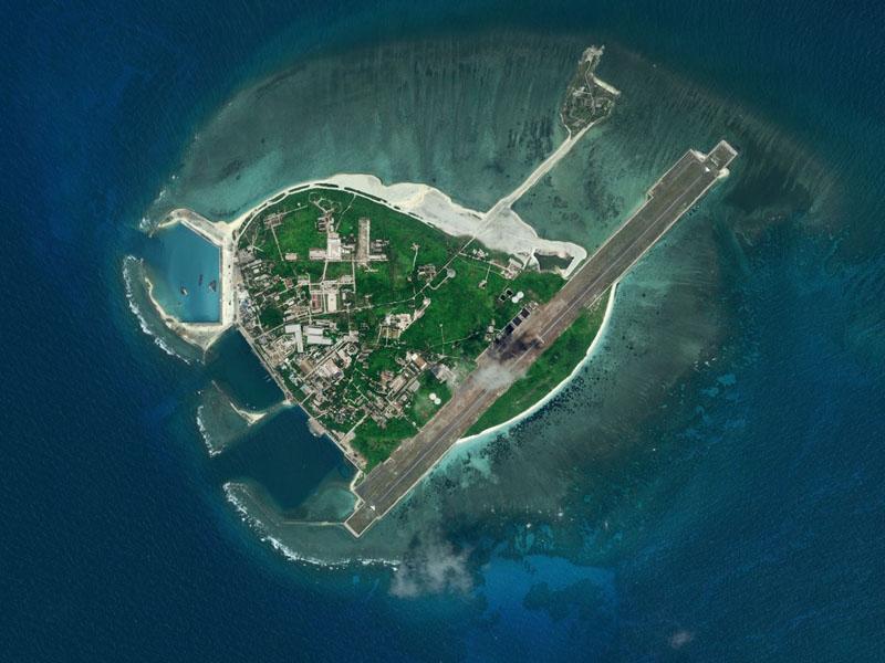 南海岛礁能成为百慕大式离岸注册地吗